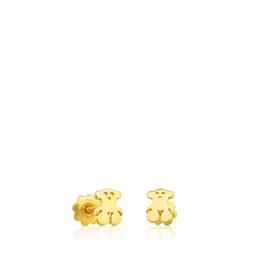 Tous Pendientes Baby de Oro Motivo Oso (311001430)