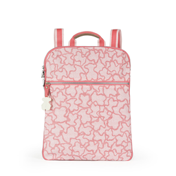 Tous Mochila Kaos New Colores de Nylon en Color Rosa (695810039)