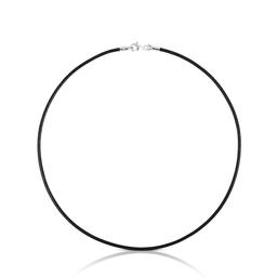 Tous Gargantilla Chokers de Cuero en Color Negro (11900500)