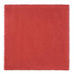 Tous Foulard Kaos Mini Jacquard Rojo