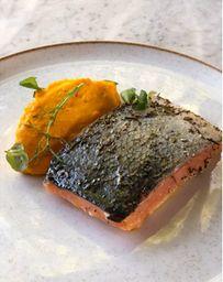 Saumon Aux Fines Herbes