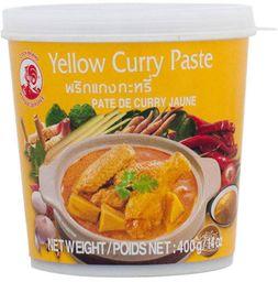 Cock Brand Pasta De Curry Amarillo Pote