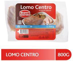 Super Cerdo Lomo Centro Super