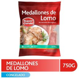 Super Cerdo Medallones De Lomo Iqf
