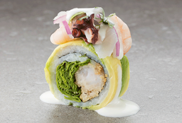 Ceviche Nikkei Roll