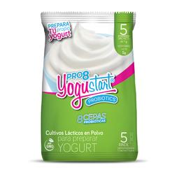 Yogustart Bebida en Polvo Pro 8 Cultivos Lácticos