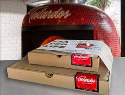 Pizza Party Omnívoro para 2