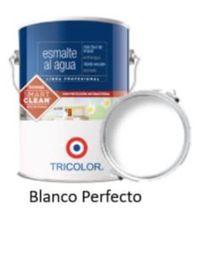 Esmalte al agua Profesional 1/4 Gl (945ml)  Blanco