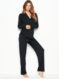 Set de Pijama Modal Negro