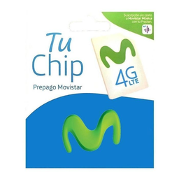 Movistar Chip Prepago