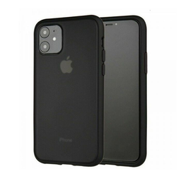 Carcasa Negro Mate Iphone 11