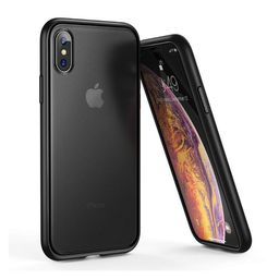 Carcasa Negro Mate Iphone x/xs