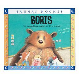 Boris  Un Compañero Nuevo En La Escuela