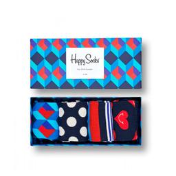 Happy Socks Calcetines Nautical Gift Box