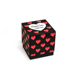 Happy Socks Calcetines i Love You Gift Box