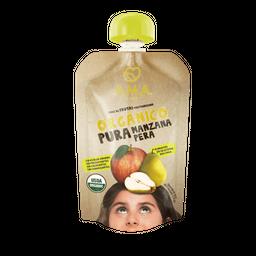 Puré Manzana Pera Orgánico