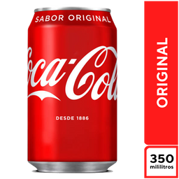 Coca-Cola Original Lata 350 ml