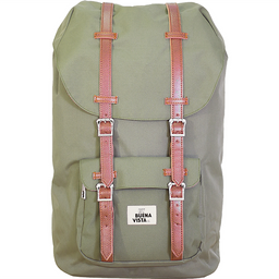 Buenavista Mochila Para Laptop Camp Musgo Waterproof