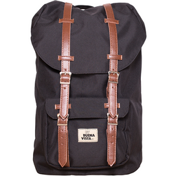 Buenavista Mochila Para Laptop Camp Negro Waterproof