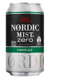 Nordic Zero Ginger Ale 350 ml