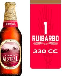 Austral Ruibarbo 330 ml