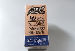 Cajas de Té Sweetea Detox Night
