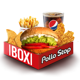 Box Maxx Pollo Crocante