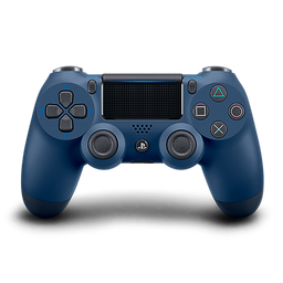 Control PS4 DUALSHOCK 4 (CUH-ZCT2U) - MIDNIGHT BLUE - LATAM PS4
