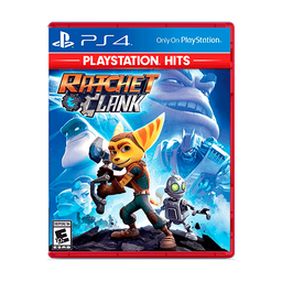 PS4 Juego RATCHET & CLANK - HITS - LATAM PS4