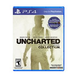 PS4 Juego UNCHARTED: THE NATHAN DRAKE COLLECTION - HITS - LATAM