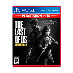 PS4 Juego THE LAST OF US REMASTERED - HITS - LATAM PS4