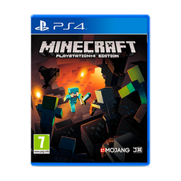 PS4 Juego MINECRAFT STARTER COLLECTION PS4