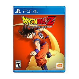 PS4 Juego DRAGON BALL Z: KAKAROT - LATAM PS4