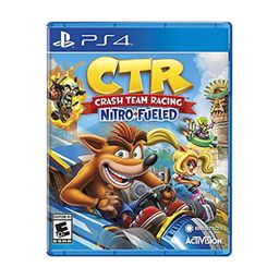 PS4 Juego CRASH TEAM RACING - LATAM PS4