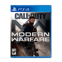 PS4 Juego CALL OF DUTY MW - LATAM PS4