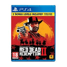 PS4 Juego RED DEAD REDEMPTION 2 - LATAM PS4