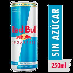Red Bull Bebida Energetica Sugar Free
