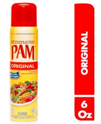 Aceite aerosol Pam original 170 ml