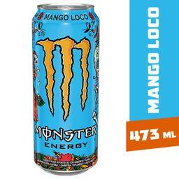 2 x Monster Bebida Energética Mango Loco