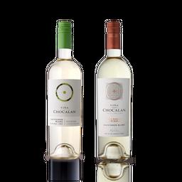 Pack 2 bot. Sauvignon Blanc  (Origen Gran Reserva y Reserva)