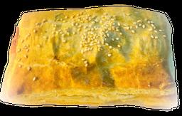 Empanada Hoja de Jamón y Queso