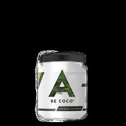 Aceite de coco sin olor ni sabor