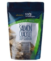 Salmon Cracklet Pesto Williwaw 20 G
