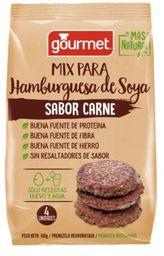 Mix para Hamburguesa De Soya Sabor Carne 160 g