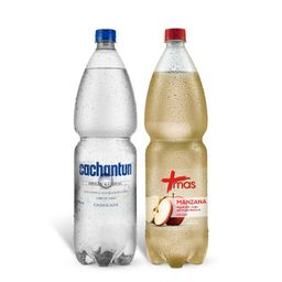 Promo 2x Agua Cachantun 1.6L Variedades