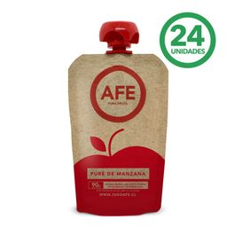 Pure AFE Manzana Caja 90g 24Un