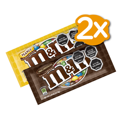 Promo 2x M&M Variedades 48 g