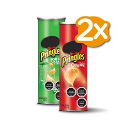 Promo 2x Pringles Variedades 148 g ó 153 g