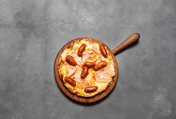 Pizza individual P.Jimenez