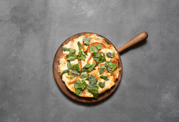 Pizza individual Griega